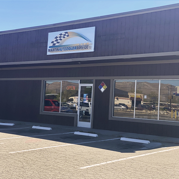 Carson City Paint Distributor Gallery