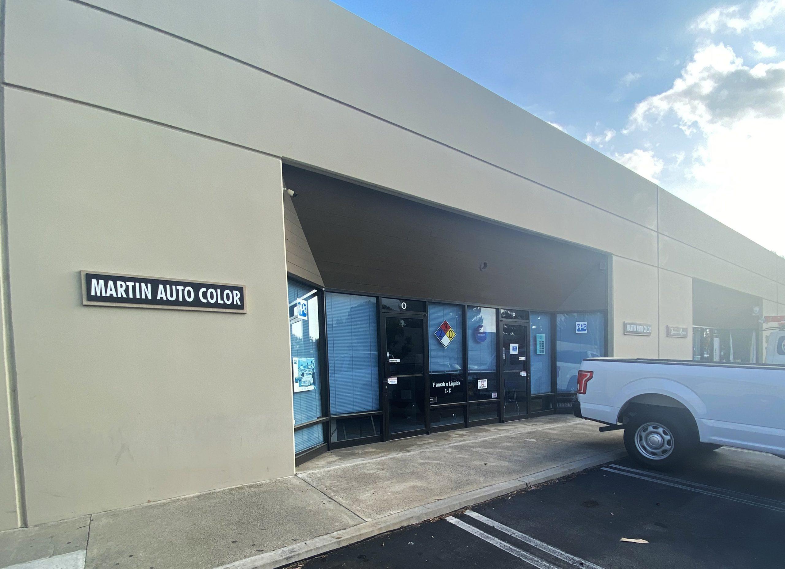 Martin Auto Color Laguna Hills