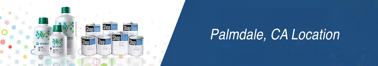 Palmdale PPG Paint Distributor