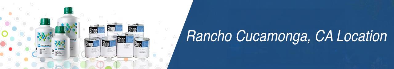 Rancho Cucamonga PPG Paint Distributor