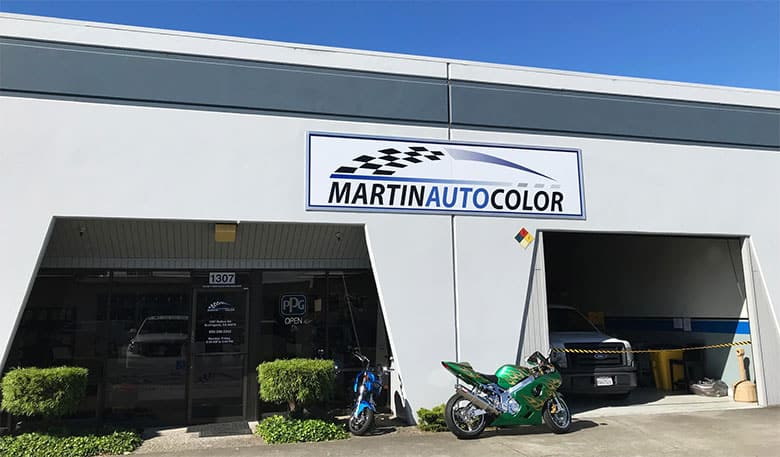 Martin Auto Color Burlingame