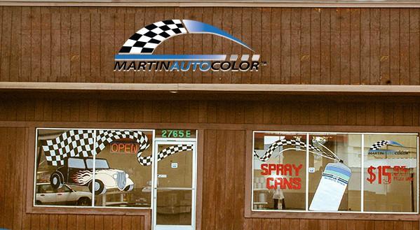 Martin Auto Color Carson City