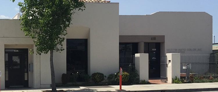 Martin Auto Color Corporate Office