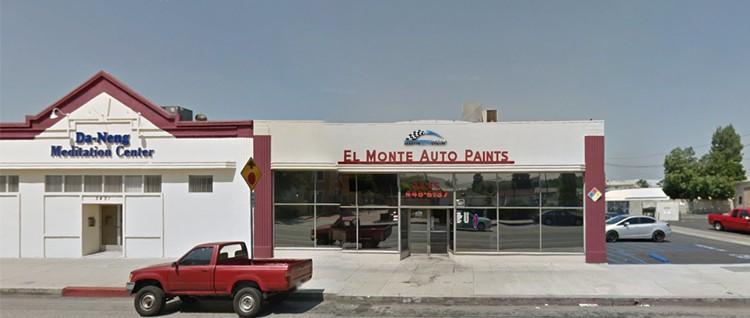 Martin Auto Color El Monte