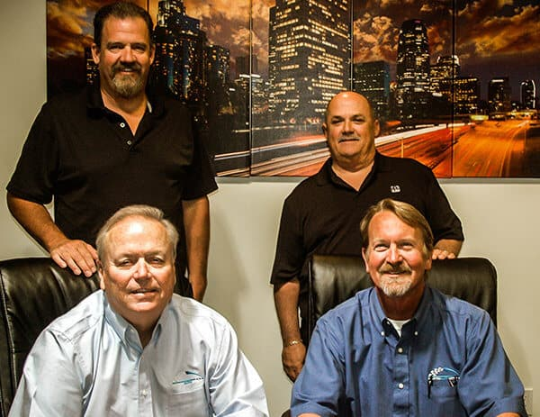 Martin Auto Color Executive Team Members