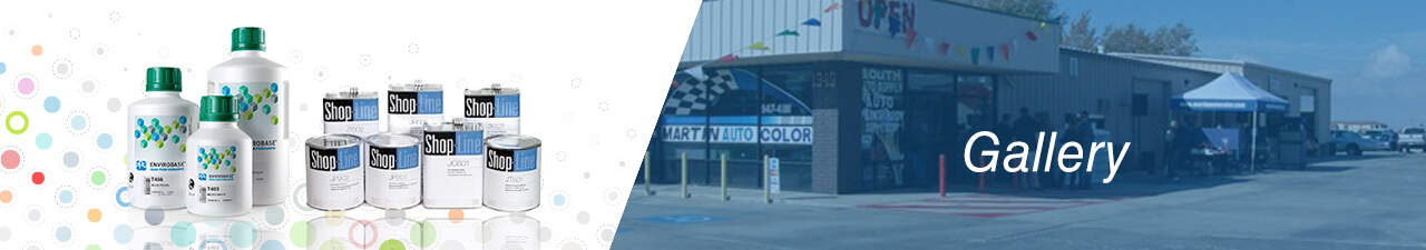 Martin Auto Color Gallery
