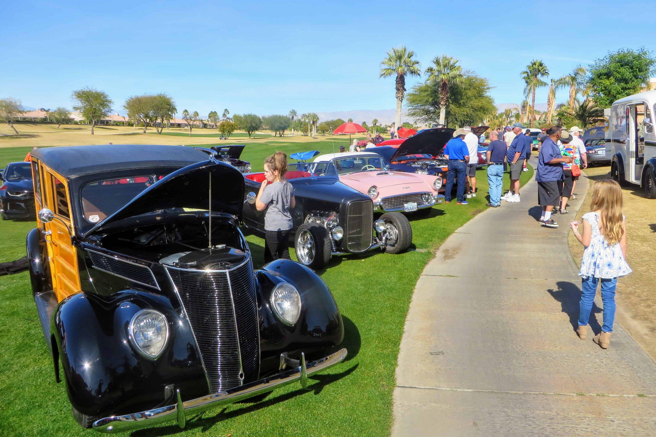 Palm Springs Car Show