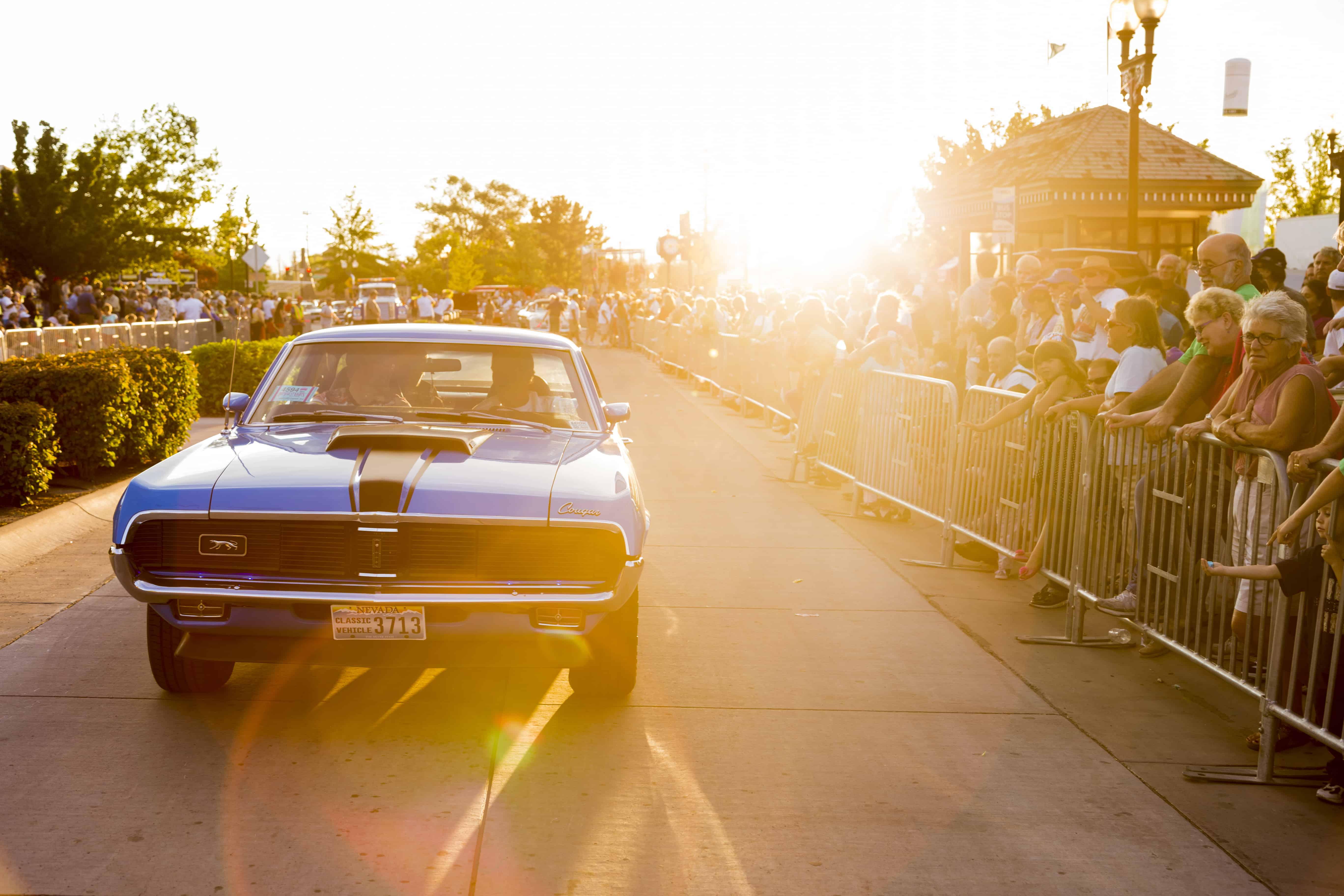 Sparks NV Car Shows
