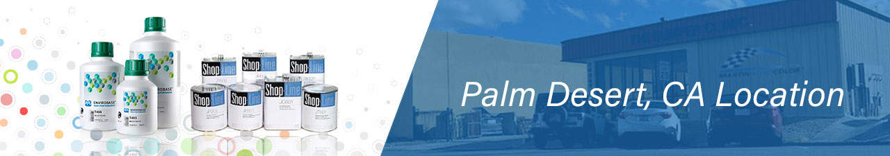 Palm Desert PPG Paint Distributor