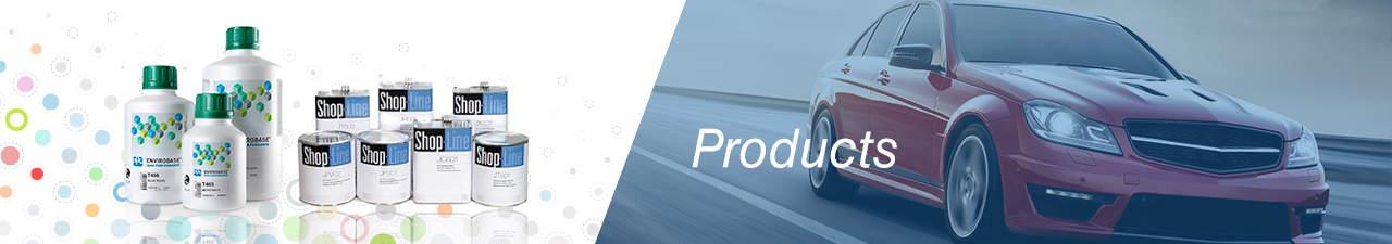 Automotive Paint Products