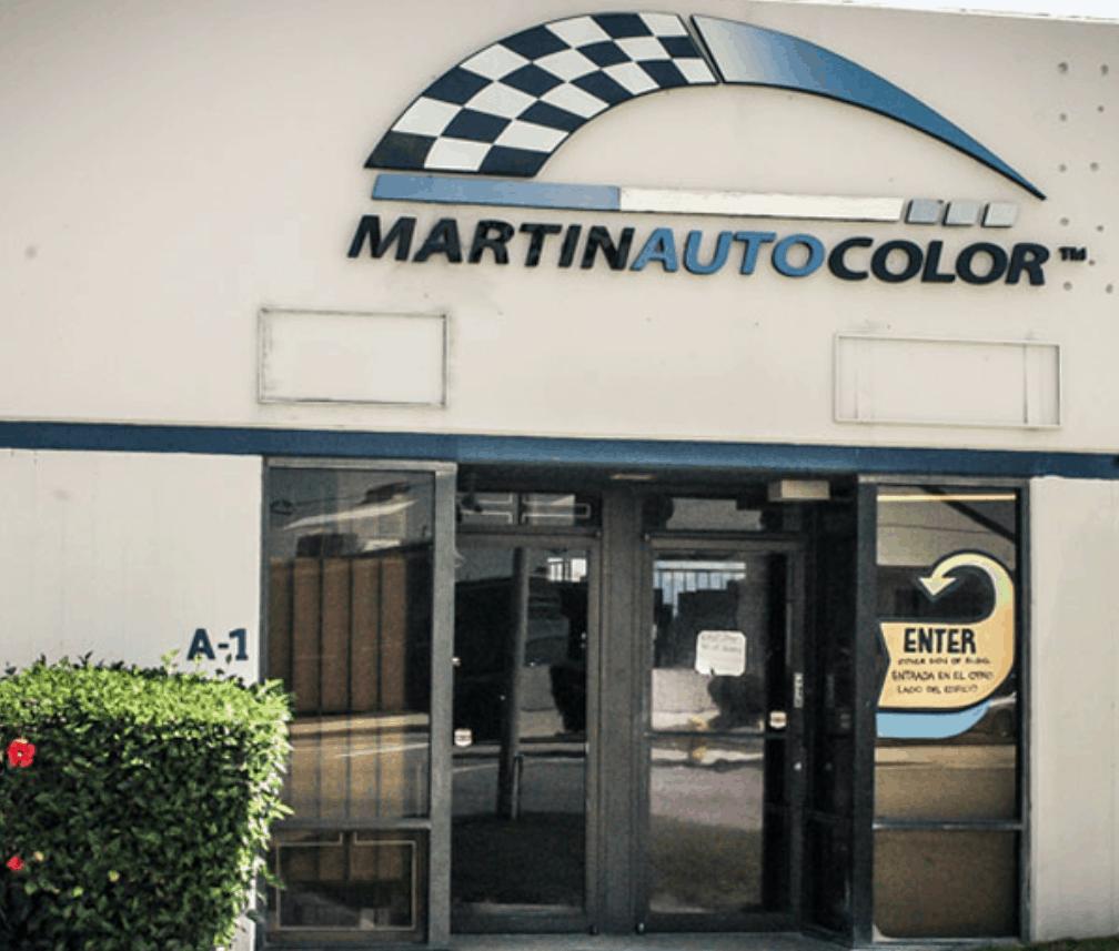 Martin Auto Color San Bernardino
