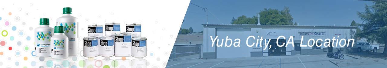 Yuba City PPG Paint Distributor