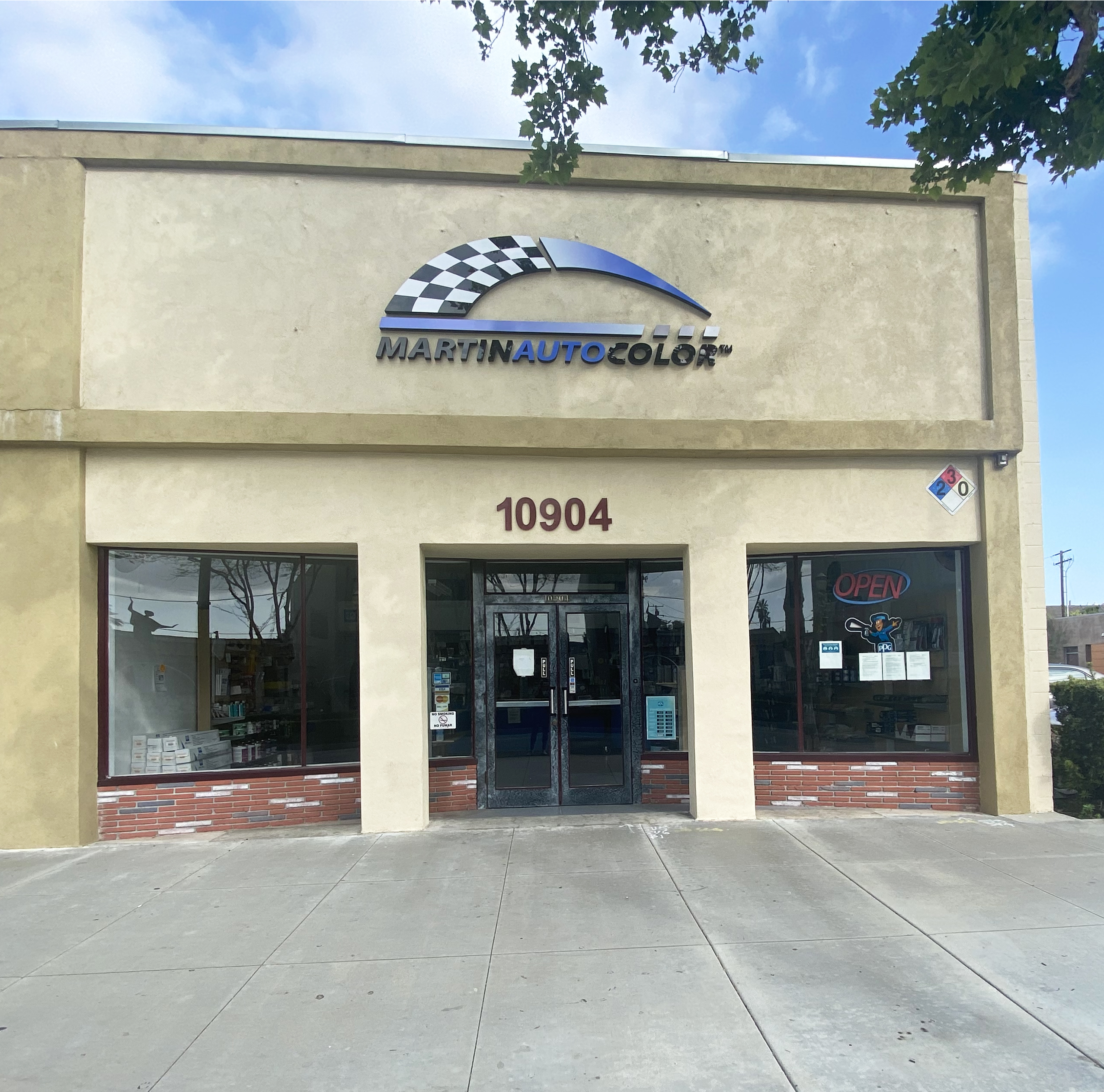 Downey Paint Distributor Gallery
