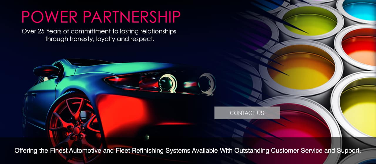 Power Partnership: Over 25 years of commitment to lasting relationships through honesty, loyalty and respect.