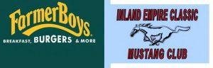 Inland Empire Classic Mustang Club at Farmer Boys