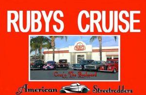 Rubys Cruise, American Street Rodders
