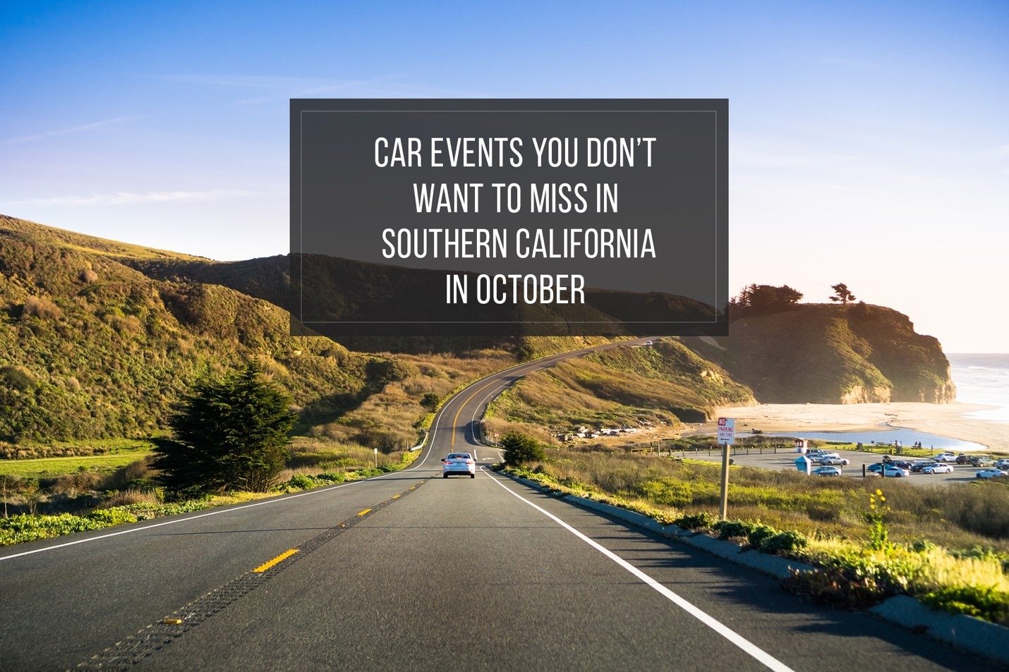 October Southern California Car Events