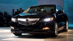 The Acura RLX