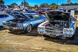 Stockton Auto Swap Meet & Classic Car Show