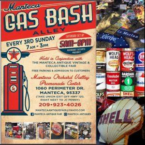 Manteca Gas Bash Alley
