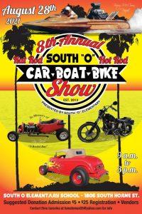 8th Annual South O Car Show