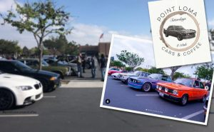 BMW CCA Meet Up at Point Loma Cars & Coffee