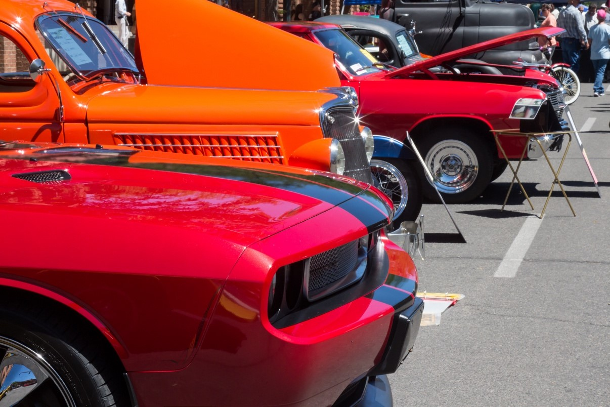 Car Events in Covina