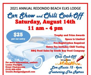 Car Show & Chili Cook-Off