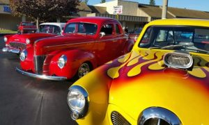 Cars and Coffee Grass Valley