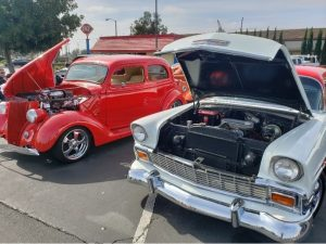 Cypress Cars and Coffee
