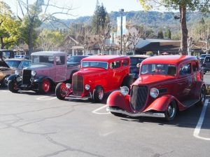 Danville Livery Cars & Coffee