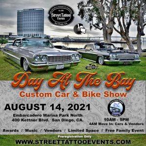 Day at the Bay Car & Bike Show