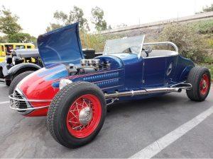 Early Rodders Car Meet