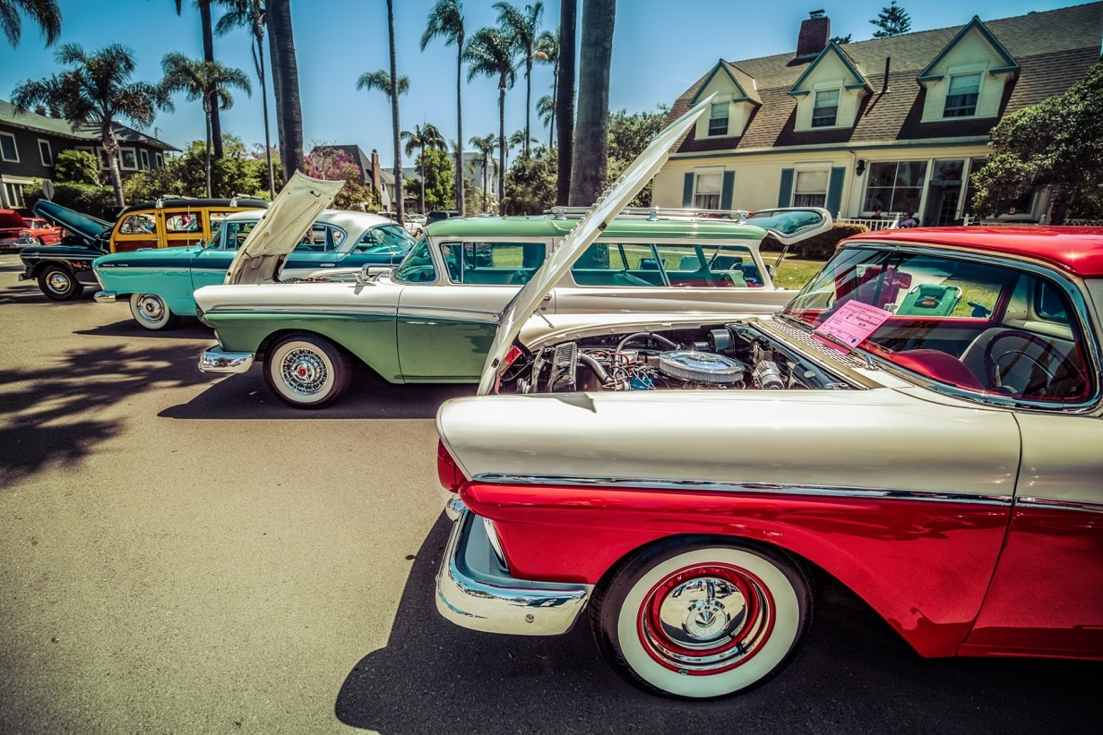 Events in San Diego, California in July