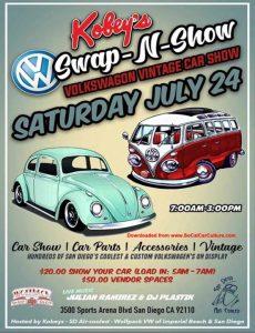 Kobey's VW Swap-N-Show