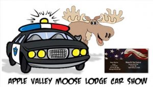 Moose Lodge Car Show