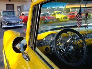 Saturday Morning Car Corral