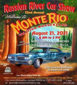 The 22nd Annual Russian River Car Show