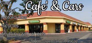 The Galt Cafe & Cars